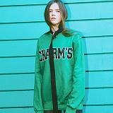 [참스]CHARMS - BOLD LOGO SWEATSHIRTS GREEN 크루넥 스��셔츠 맨투맨