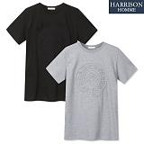 [해리슨] HARRISON 크롬엠보 반팔티 IS1059