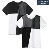 [해리슨] HARRISON 매쉬4단 반팔티 IS1056