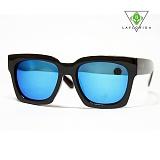 [라플로리다] laflorida - 플레이노 블루미러렌즈 블랙 선글라스