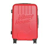 [디즈니] 로고 베이직 기내용 여행가방 (RE)