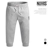 [뉴비스] NUVIIS - 해골 7부 트레이닝팬츠 (PR046SPT)