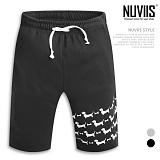 [뉴비스] NUVIIS - 강아지 5부 트레이닝반바지 (PR043SPT)