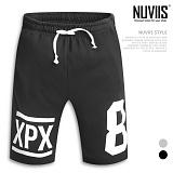 [뉴비스] NUVIIS - 엑스엑스 5부 트레이닝반바지 (PR042SPT)