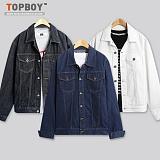 [탑보이] TOPBOY - 봄신상 데님자켓 균일가 (TBSFP341)