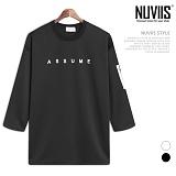 뉴비스 - 네오쿠션 어썸 7부 티셔츠 (RM068TS)