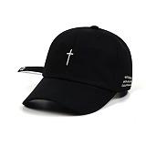 STIGMA - CALIPH ASH X STIGMA BASEBALL CAP BLACK 야구모자 볼캡