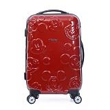 [디즈니] 미키 멀티페이스 기내용 여행가방 (RE)
