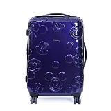 [디즈니] 미키 멀티페이스 기내용 여행가방 (BU)