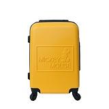 [디즈니} 미키 비비드로고 기내용 여행가방 (YE)