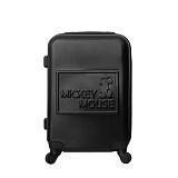 [디즈니} 미키 비비드로고 기내용 여행가방 (BK)