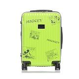 [디즈니] 미키 스토리 화물용 여행가방 (GN)