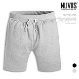 [뉴비스] NUVIIS - 사이드 라인 심플 트레이닝 반바지 (PR050SPT)