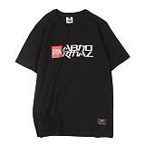 [앱놀머씽] SC 17 T-Shirt (Black) 반팔티셔츠