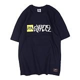 [앱놀머씽] SC 17 T-Shirt (Navy) 반팔티셔츠