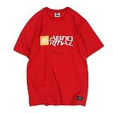 [앱놀머씽] SC 17 T-Shirt (Red) 반팔티셔츠