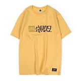 [앱놀머씽] SC 17 T-Shirt (Yellow) 반팔티셔츠