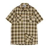 [앱놀머씽] Work Shirt (Check) 워크셔츠