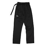 [앱놀머씽] Belted Track Pants (Black) 트랙팬츠