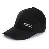 [앱놀머씽] Another Ball Cap (Black) 볼캡 야구모자