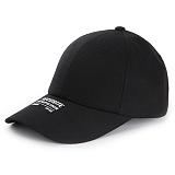 [앱놀머씽] Securite Ball Cap (Black) 볼캡 야구모자