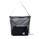 [스타일플랜] STYLEPLAN GINI RAINBOW CROSS BAG (BLUE)크로스백 숄더백