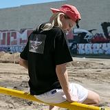 [FLUKE] 플루크 - 17 S/S Standard J.B style 반팔 티셔츠 FST017C115BK