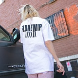 [FLUKE] 플루크 - 17 S/S Standard M.J logo 반팔 티셔츠 FST017C111WH
