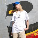 [FLUKE] 플루크 - 17 S/S Rolling dice 반팔 티셔츠 FST017C110WH