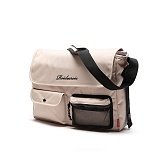 [로아드로아]ROIDESROIS - HUSH MESSENGER BAG (BEIGE) 가방 메신저백 메신져백 크로스백