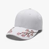 [피스메이커]PIECE MAKER - SAKURA SOUVENIR HARD CAP (WHITE) 사쿠라 자수 볼캡