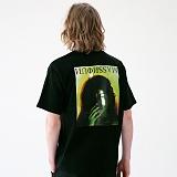 [매스노운]MASSNOUN 프리덤이즈낫프리 티셔츠 MUVTS002-BK 반팔티