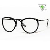[라플로리다] laflorida - 조지타운 블랙 GLASSES 안경
