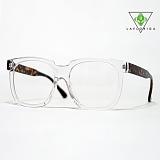 [라플로리다] laflorida - 폰트 투명 프레임 GLASSES 안경