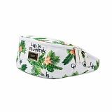 [로맨틱크라운]ROMANTIC CROWN Tropical waist bag_White 힙색 웨이스트백