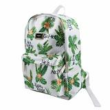 [로맨틱크라운]ROMANTIC CROWN Tropical Backpack_White 백팩 데이백