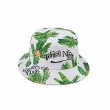 [로맨틱크라운]ROMANTIC CROWN Tropical Buckets Hat_White 버킷햇 벙거지