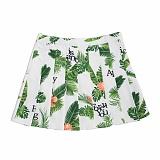 [로맨틱크라운]ROMANTIC Tropical Night Skirt_White 스커트