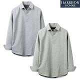 [해리슨] 버튼레스 셔츠 MT1456