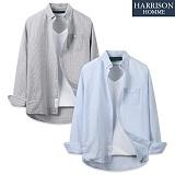 [해리슨] 시어서커 버튼 다운 셔츠 MT1448