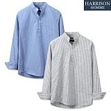 [해리슨] 고급진 스트라이프 셔츠 MT1442