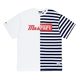 STIGMA - RACING OVERSIZED T-SHIRTS NAVY 반팔티셔츠