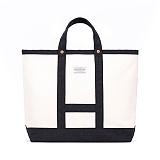 와일드브릭스 - CANVAS COAL BAG (black) 캔버스백 생활방수