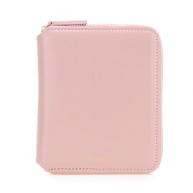 [페넥]Fennec Multi Zipper Wallet 003 Light Pink 지퍼지갑