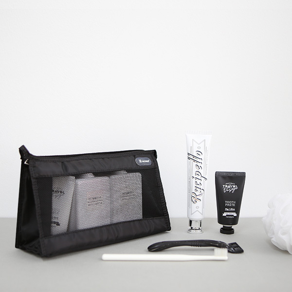 HICKIES - 개인용품 매쉬파우치 COOLMAN BAG