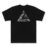 [레이든]LAYDEN - CAMO PYRAMID TEE-BLACK 반팔티 티셔츠 블랙
