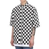 [쟈니웨스트] JHONNYWEST - Circuit Summer Shirts (Black)  4월25일 예약발송 반팔셔츠 남방