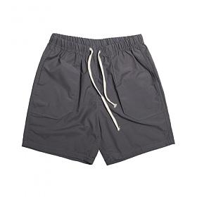 [쟈니웨스트] JHONNYWEST - Summer Band Shorts (Gray) 밴드 숏팬츠 반바지