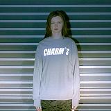 [참스]CHARMS - SCOTCH LOGO SWEATSHIRTS GRAY 스카치 크루넥 스��셔츠 맨투맨