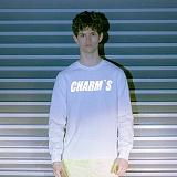 [참스]CHARMS - SCOTCH LOGO SWEATSHIRTS WHITE 스카치 크루넥 스��셔츠 맨투맨